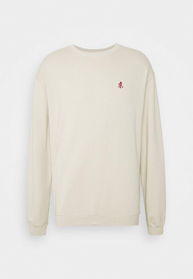 Sweatshirts - sand beige