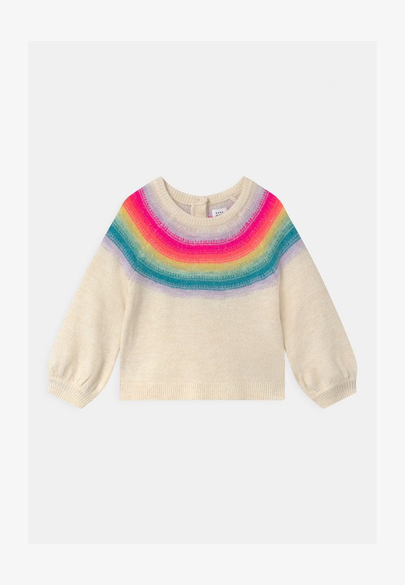 GAP - NEON - Pullover - ivory frost