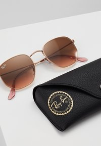 Ray-Ban - Sonnenbrille - pink gradient brown - 2