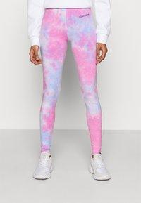 Ellesse - JAZMYN - Leggings - Trousers - pink - 0