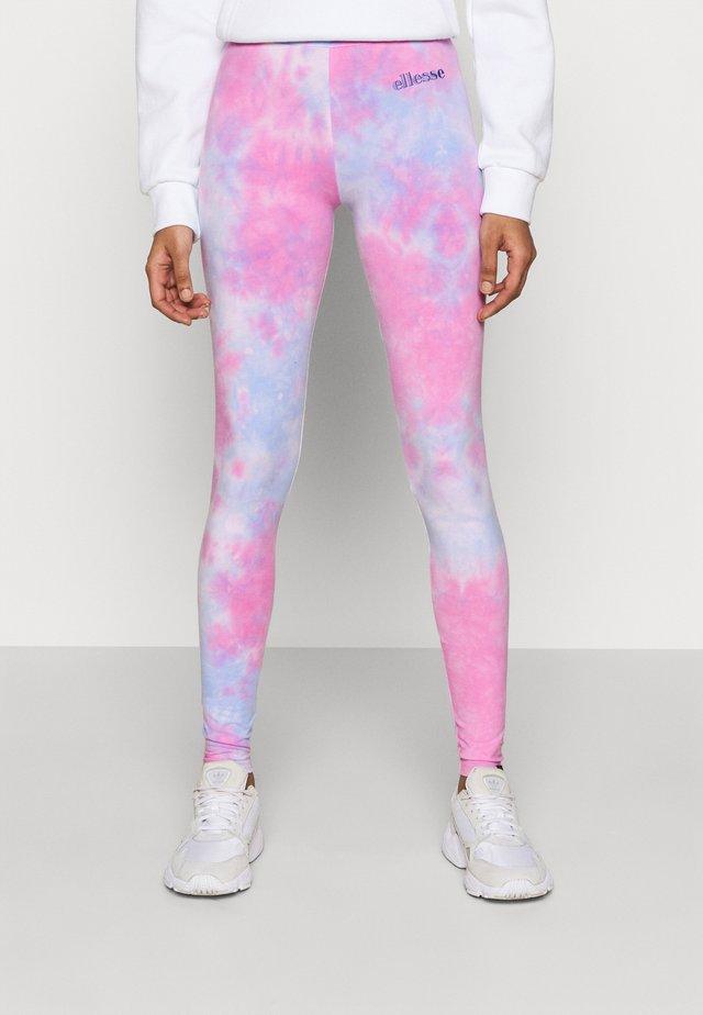 JAZMYN - Leggings - Trousers - pink