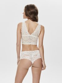 ONLY - Bustier - off-white - 4