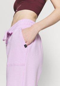 Cotton On Body - GYM TRACK PANTS - Pantalones deportivos - blossom marle - 4