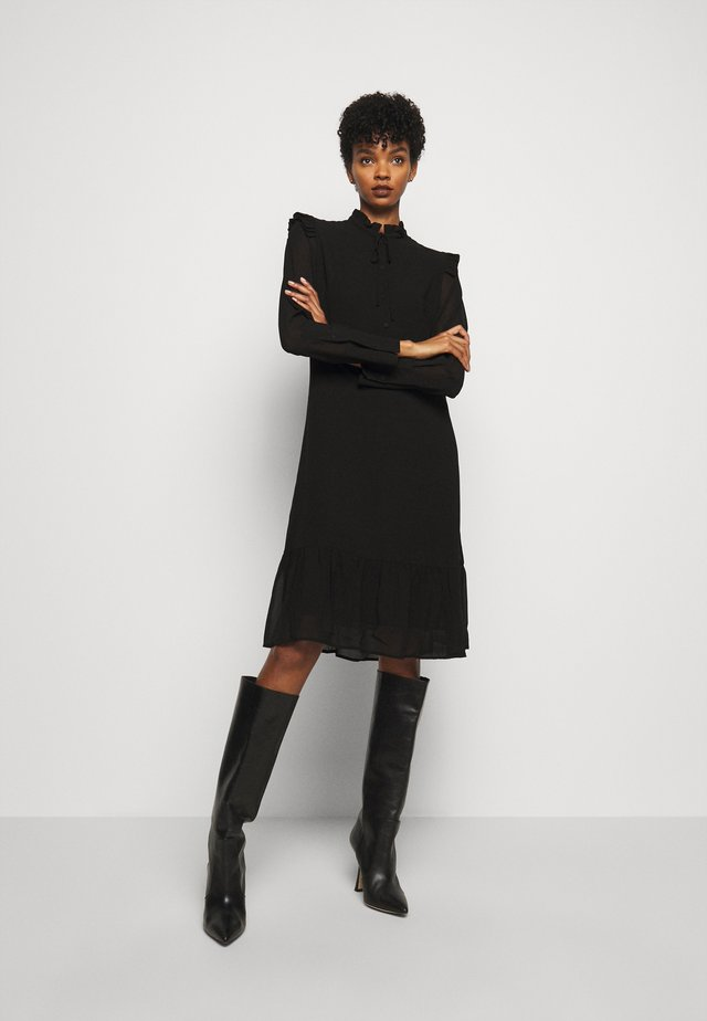 ZILLOW - Vestido informal - black