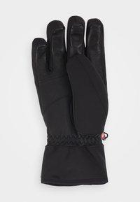 Ziener - GIN GLOVE SKI ALPINE - Gloves - black - 2