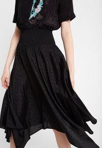 Desigual - VEST NOOSA - Korte jurk - black - 3