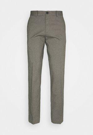 FLEX PANT - Trousers - beige/grey