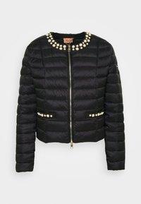 Liu Jo Jeans - IMBOTTITO CORT - Light jacket - nero - 5