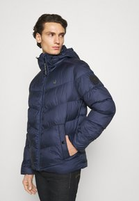 G-Star - WHISTLER PUFFER - Winter jacket - namic lite r wr-sartho blue - 4