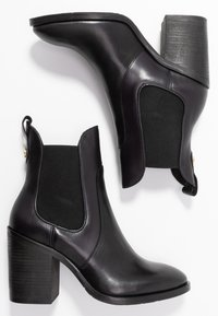 Tommy Hilfiger - COLOR BLOCK CHELSEA - High heeled ankle boots - blue - 3