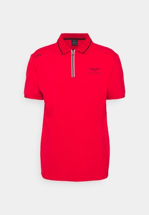 ZIP - Polo shirt - red