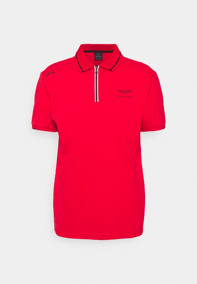 ZIP - Polo - red
