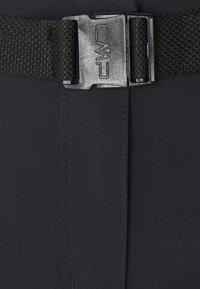 CMP - WOMAN BERMUDA - Outdoor shorts - antracite - 2