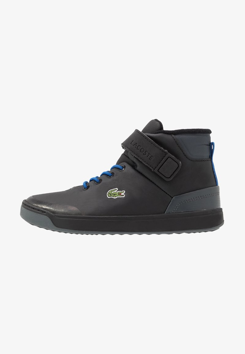 Lacoste - EXPLORATEUR THERMO - Sneakers high - black