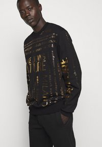Versace Jeans Couture - Sudadera - black - 3