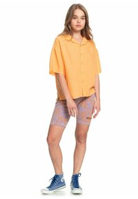 Quiksilver - SURF CAMP - Button-down blouse - chamois - 1