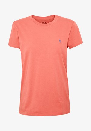 Basic T-shirt - amalfi red
