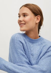 Mango - VACATION - Jumper - blau - 4