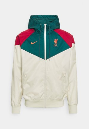 LIVERPOOL FC - Training jacket - fossil/atomic teal/bright crimson
