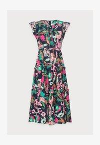 Thought - ESTELLE A-LINE DRESS - Denní šaty - navy - 4