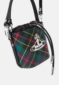 Vivienne Westwood - BETTY SMALL BUCKET - Handbag - green - 3