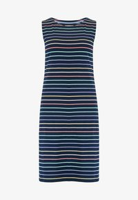 Sugarhill Brighton - HANOVER PASTEL RAINBOW - Jersey dress - black - 3