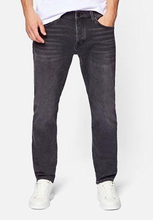 Slim fit jeans - dark smoke mavi black