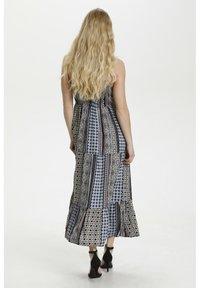 Culture - Maxi dress - blue iris - 1