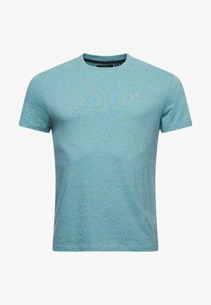 MICRO  - Basic T-shirt - sage marl