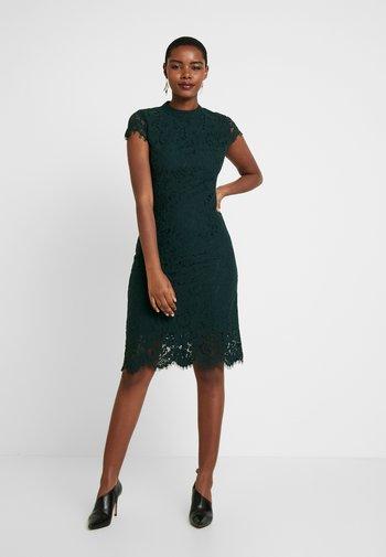 DRESS - Sukienka koktajlowa - bottle green