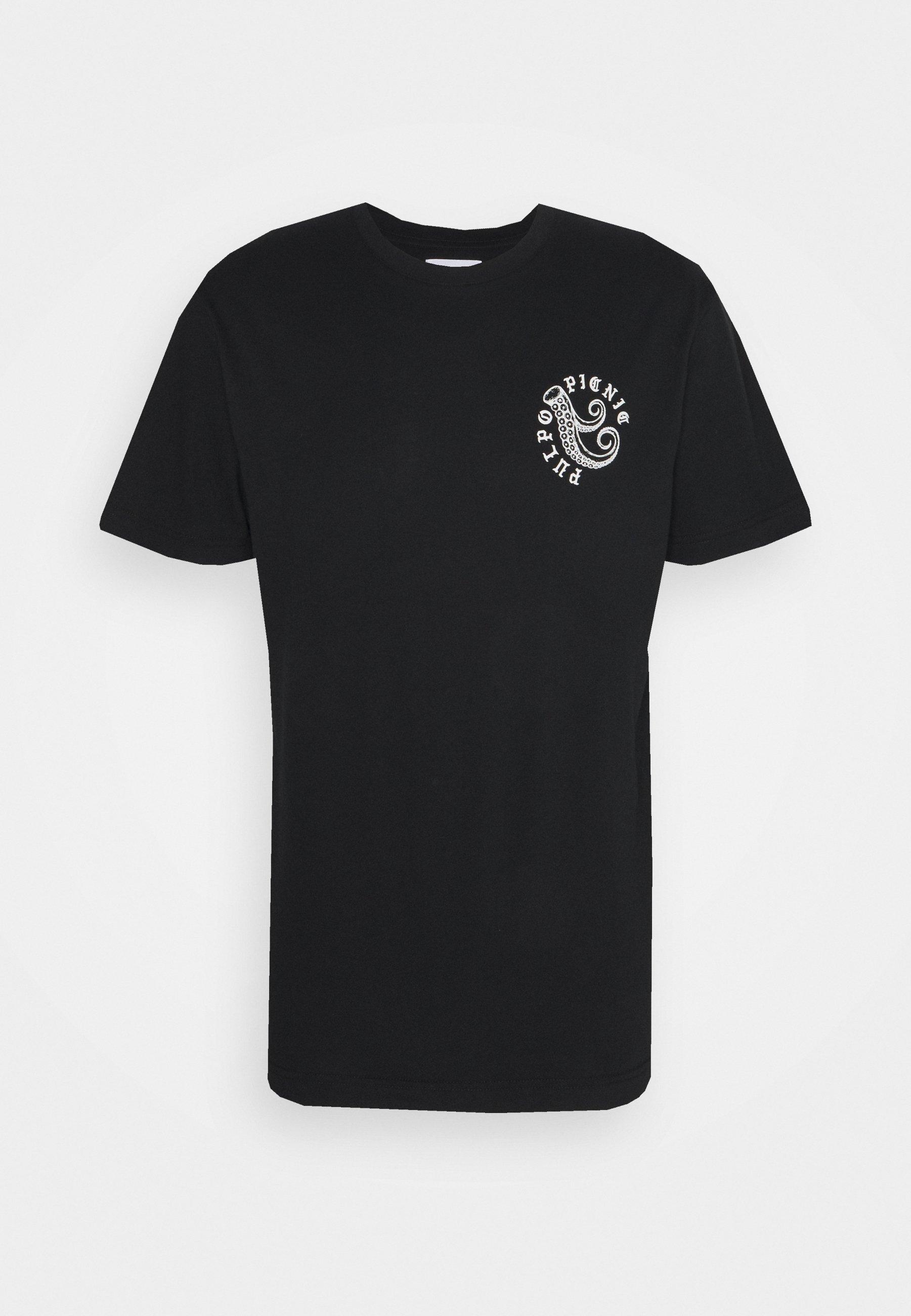 Men BEAT PULPO - Print T-shirt