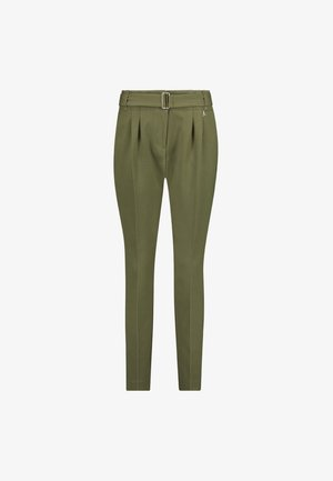 LYATT WO 577 - Trousers - dark olive