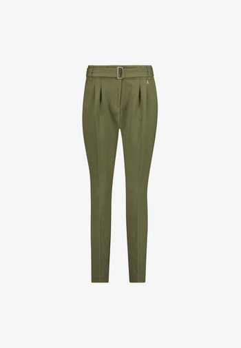 LYATT WO 577 - Trousers - dark olive