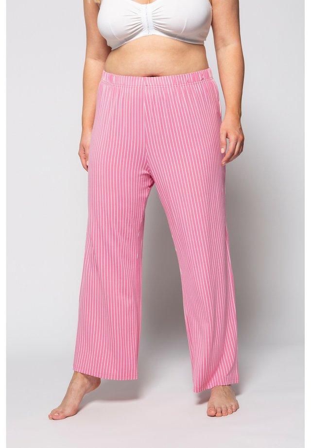 Trousers - pinkrosa