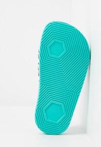 Emporio Armani - Matalakantaiset pistokkaat - turquoise - 5