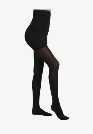 50 DEN WOMAN SHAPE TIGHTS SOFT TOUCH - Tights - black
