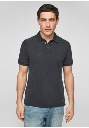 Poloshirt - dark grey