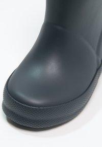 Hunter ORIGINAL - KIDS FIRST CLASSIC - Stivali di gomma - navy - 5