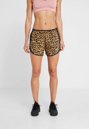 TEMPO SHORT  - Sports shorts - club gold/black