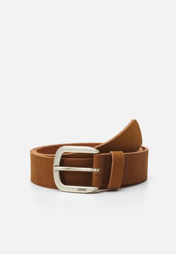 MARIE BELT - Pásek - rust brown