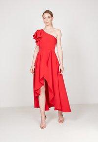 True Violet - HI-LOW  - Occasion wear - red - 0
