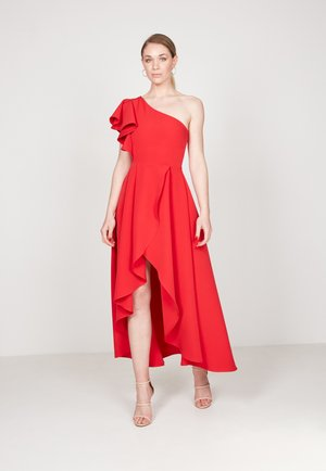 HI-LOW  - Occasion wear - red