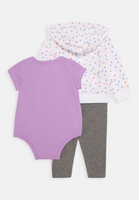 Nike Sportswear - DOT BODYSUIT SET - Body - carbon heather