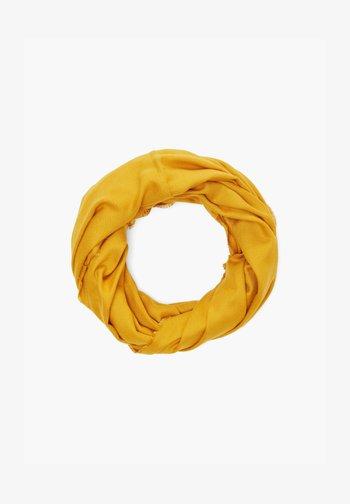 Scarf - yellow