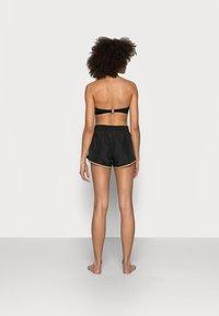 Calvin Klein Swimwear - PRIDE EDIT - Spodní díl bikin - black - 2