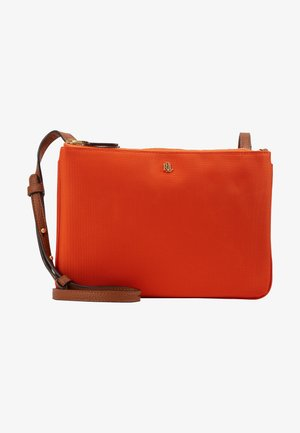 CARTER CROSSBODY MEDIUM - Skulderveske - sailing orange