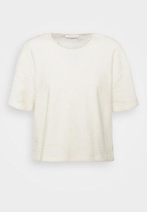 BOBYPARK - T-shirt con stampa - ecru