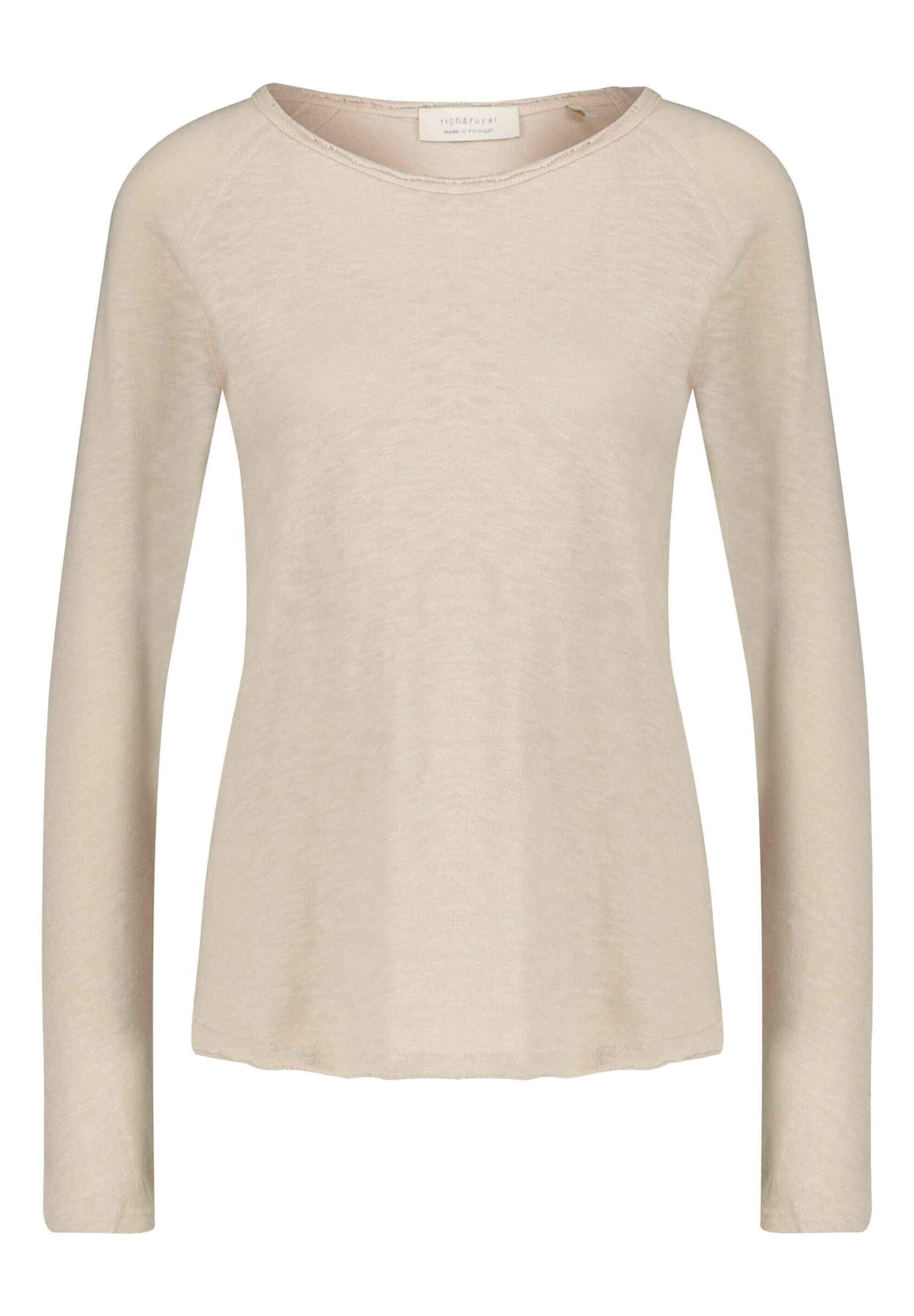 Damen HEAVY LONGSLEEVE - Langarmshirt