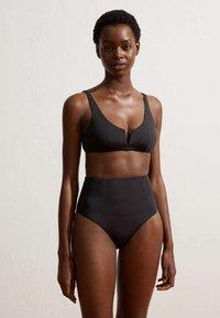 OYSHO - Bikinibroekje - black - 1