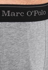 Marc O'Polo - 3 PACK - Pants - black - 4